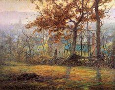 John Ottis Adams | Impressionist painter | Tutt'Art@ | Pittura * Scultura * Poesia * Musica |