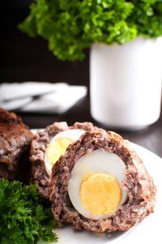 British Recipe: Bite-Sized Scotch Egg