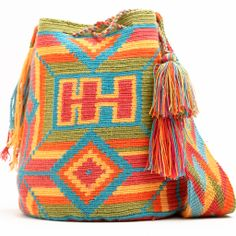 Cabo Wayuu Mochila bag