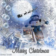 Merry Christmas, Blake! Christmas Lights, Merry Christmas, Xmas, Snowmen, Animation, Scrapbook, Pictures, Design, Art