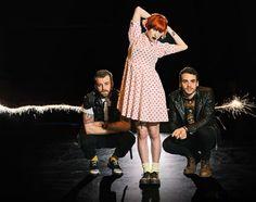 paramore 2014 | Paramore Photoshoot 2014 Paramore on diy's october