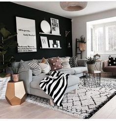 Home Decor Living Room .Home Decor Living Room Small Living Room Furniture, Small Apartment Living, Living Room Seating, My Living Room, Interior Design Living Room, Home And Living, Living Room Designs, Living Room Decor, Kitchen Interior