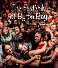 18 festivals in the bohemian surf town of Byron Bay, NSW, Australia. International Festival, Kindred Spirits, Byron Bay, Oh The Places You'll Go, Good To Know, Festivals, Surfing, Blues, Shops