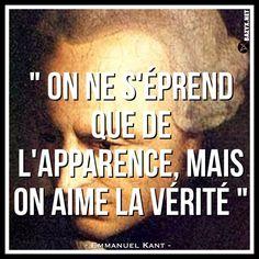 - Emmanuel Kant -