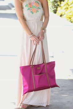 Graphic Image NY | Union Square Tote |  | Bedazzles After Dark Fashion Blog