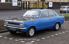 Vauxhall Viva GT British Car Brands, Classic Cars British, Australian Muscle Cars, Cool Old Cars, Commercial Vehicle, Motor Car, Cars Motorcycles, Vintage Cars, Race Cars