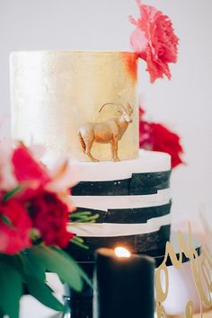 10 Uses For Gold Animal Figurines At Your Wedding