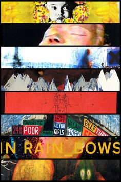 Radiohead i have 4: (in rainbows, the bends, pablo honey, and the king of limbs) <3 them all