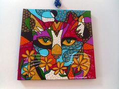 Noni: Sedef Yılmabaşar'ın Kedili Sergisi