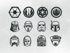 star wars iconography