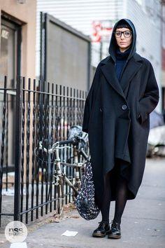 Theodora Sopko Streetstyle in New York