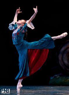 Pacific Northwest Ballet on Pinterest   Principal, Pacific ...