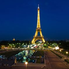 Paris - something captivating about the Eiffel Tower