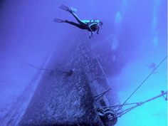 Bermuda Triangle: Bermuda Triangle Underwater Latest Pictures