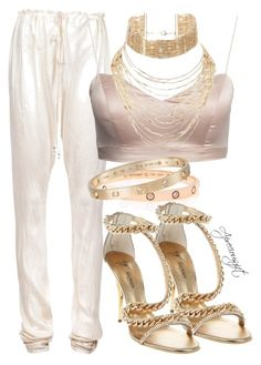 """Fashion Addict Style 114: Chainz!"" by apreciousgift on Polyvore featuring B*+S, Cartier, Giuseppe Zanotti, River Island, fashionaddict, Apreciousgift and QueenStays"