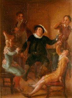Thomas Stothard Twelfth Night