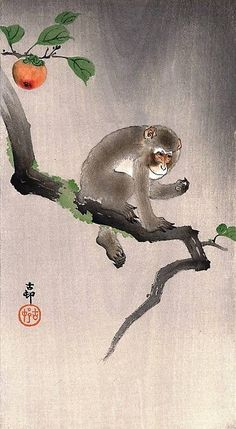 Ohara Koson, estampes d'animaux   Vegactu                                                                                                                                                                                 Plus