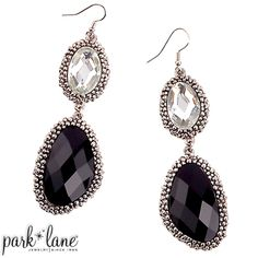 """Facebook contest for 1/25/13. Park Lane will be randomly selecting at least 5 winners throughout the day until 5pm central to receive a fabulous jewelry sample prize!!!! """"Like"""" & """"Share"""" the """"Center of Attention Earrings"""" Official Park Lane POST on the Jewels by Park Lane Inc. Page to be entered!"""