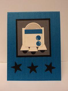 Rachel's Craft Room: R2D2