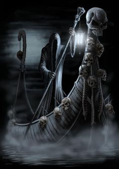 Journey through the darkness