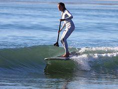 Paddle positioning. #siren #paddleboards