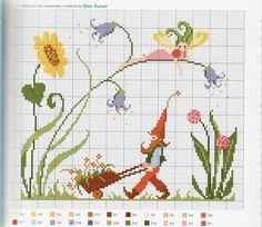 Gallery.ru / Фото #23 - Agenda 2010 - Mongia   gnome in the garden 2