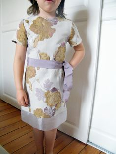 Adelaide silk dress, €140