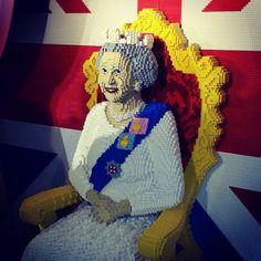 Lego Queen