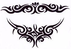 Popular Tribal Tattoo Designs I love art and decorative arts, . Tribal Tattoo Designs, Tribal Drawings, Tribal Butterfly Tattoo, Cool Tribal Tattoos, Maori Designs, Tribal Sleeve Tattoos, Cool Tattoos, Wing Tattoos, Eagle Tattoos