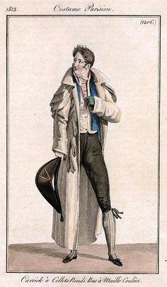 Regency Fashion: Men
