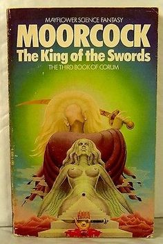 cool The King Of The Swords By Michael Moorcock Mayflower Science Fantasy 1977 - For Sale View more at http://shipperscentral.com/wp/product/the-king-of-the-swords-by-michael-moorcock-mayflower-science-fantasy-1977-for-sale/