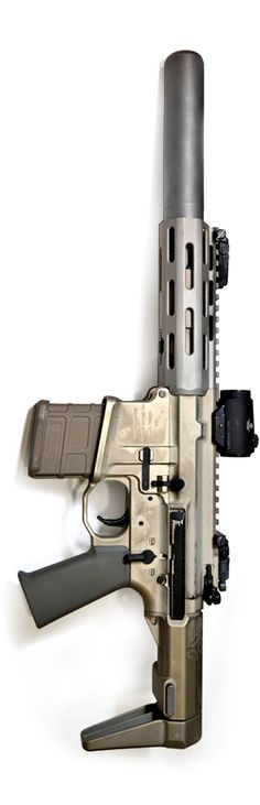 "AAC's MPW ""Honey Badger""."
