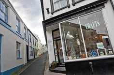 Appledore craft shop