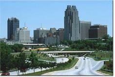 Raleigh - to be honest, I really just want to completely move here. I miss sweet tea and manners.