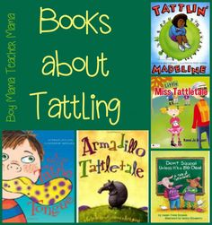 Books about Tattling