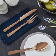 Sambonet - Elegant bestikk designet i Italia ✔️ #sambonet #bestikk #cutlery #glassen
