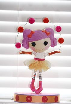 Lalaloopsy Kids Party Centerpiece