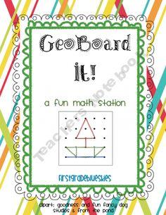 GeoBoard It!