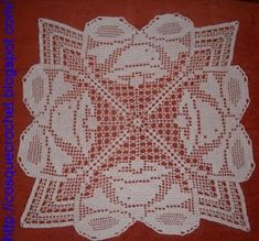 Doilies Bells And Holly Christmas