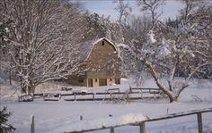 Winter in Northern Michigan