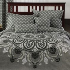 Beau Oversized King Duvet Cover Bed Duvet Covers, Duvet Cover Sets, Moroccan  Tiles, White