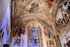 IMG_1031CJ Filippino Lippi. 1457-1504. Florence. Fresques. Santa Maria Novella. Cappella Philippo Strozzi. Florence.   da jean louis mazieres
