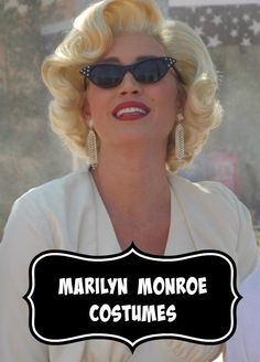 90c85d784c Women in Marilyn Monroe costumes are the sexiest at parties and other  events. It doesn