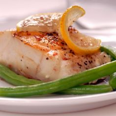 Spiced Cod Fillet on the Grill Recipe
