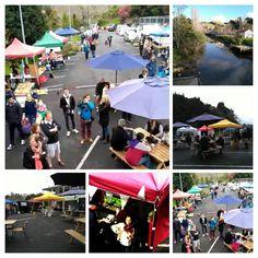 The Puhoi Village Market New Zealand, Marketing