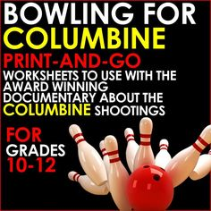 blackfish vs bowling for columbine Blackfish wouldn't be the first documentary to inspire change here are five  others that made  bowling for columbine michael moore's 2009.