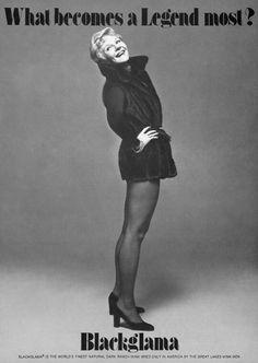Mary Martin for BG Mink