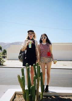 Staz Lindes shot by Ryan Kenny at Coachella