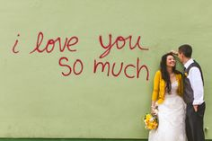 Aaaaw, so sweet ... - Austin Wedding from Concept Photography + Pearl Events Austin