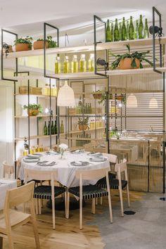 enxebre madrid 2016 zooco estudio caf interiorminimalist - Minimalist Cafe 2016